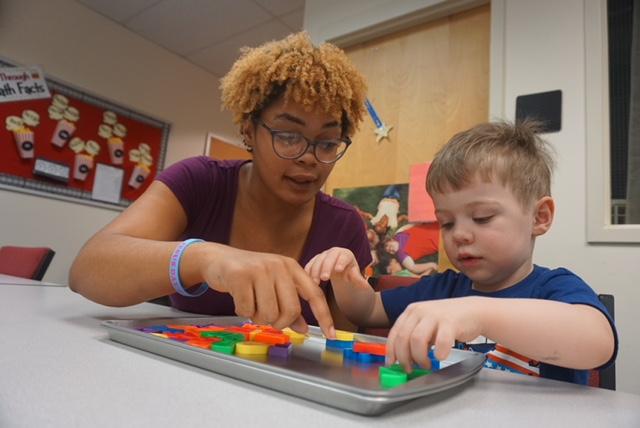 Early Childhood Education (Preschool) (AS)