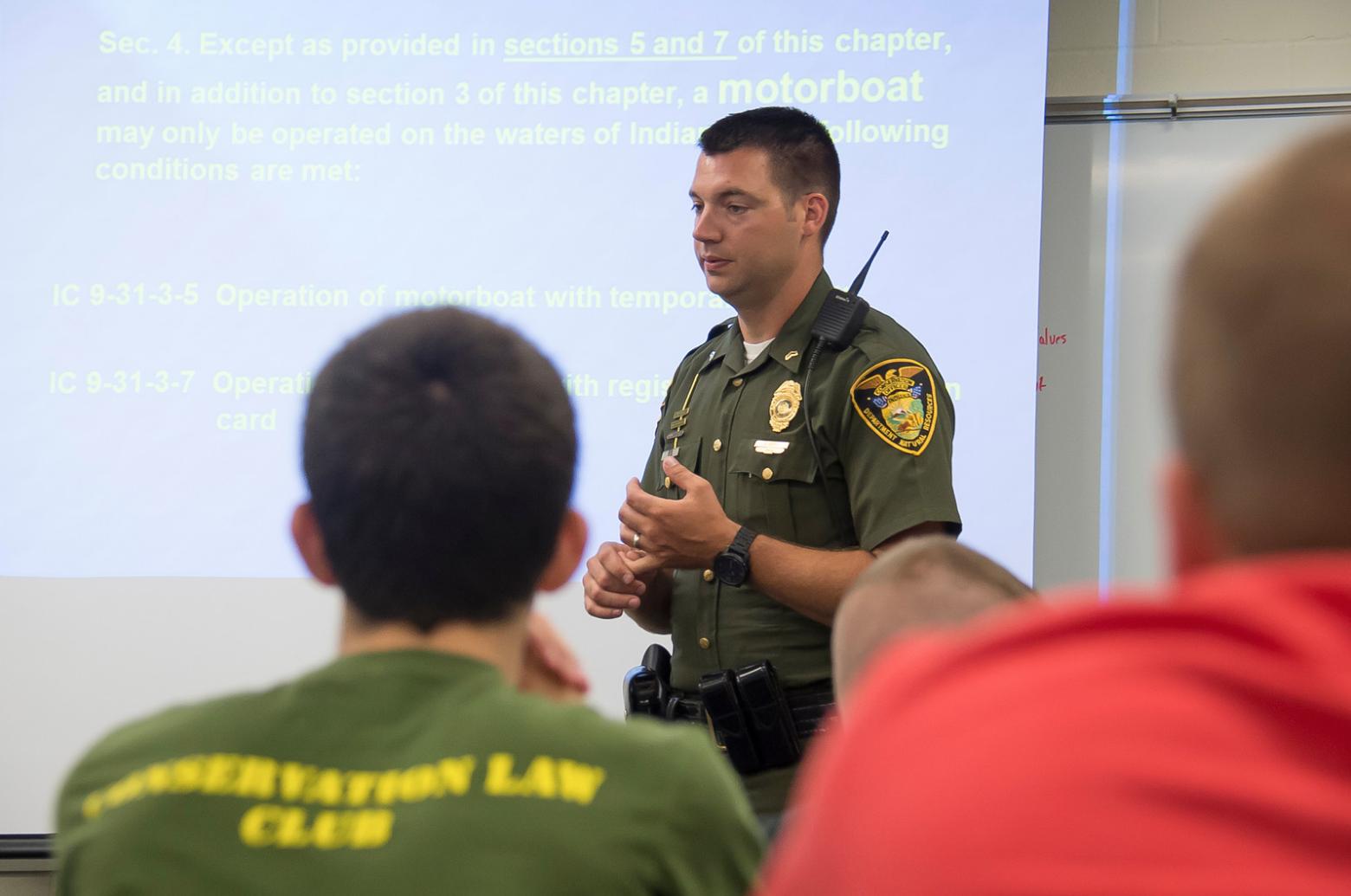 Law Enforcement (ASCT)