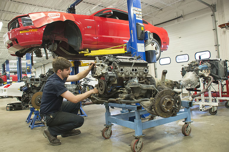 Automotive Technology (ASCT)