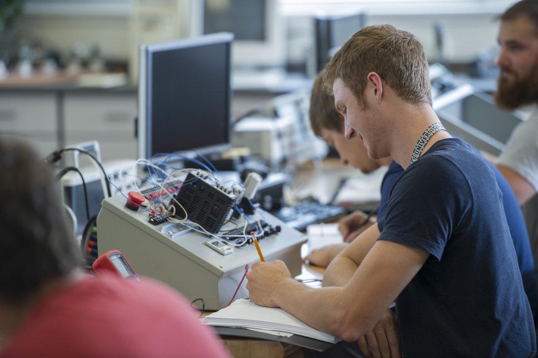 Electronics Technology - General Technology Concentration (Jasper) (ASCT)