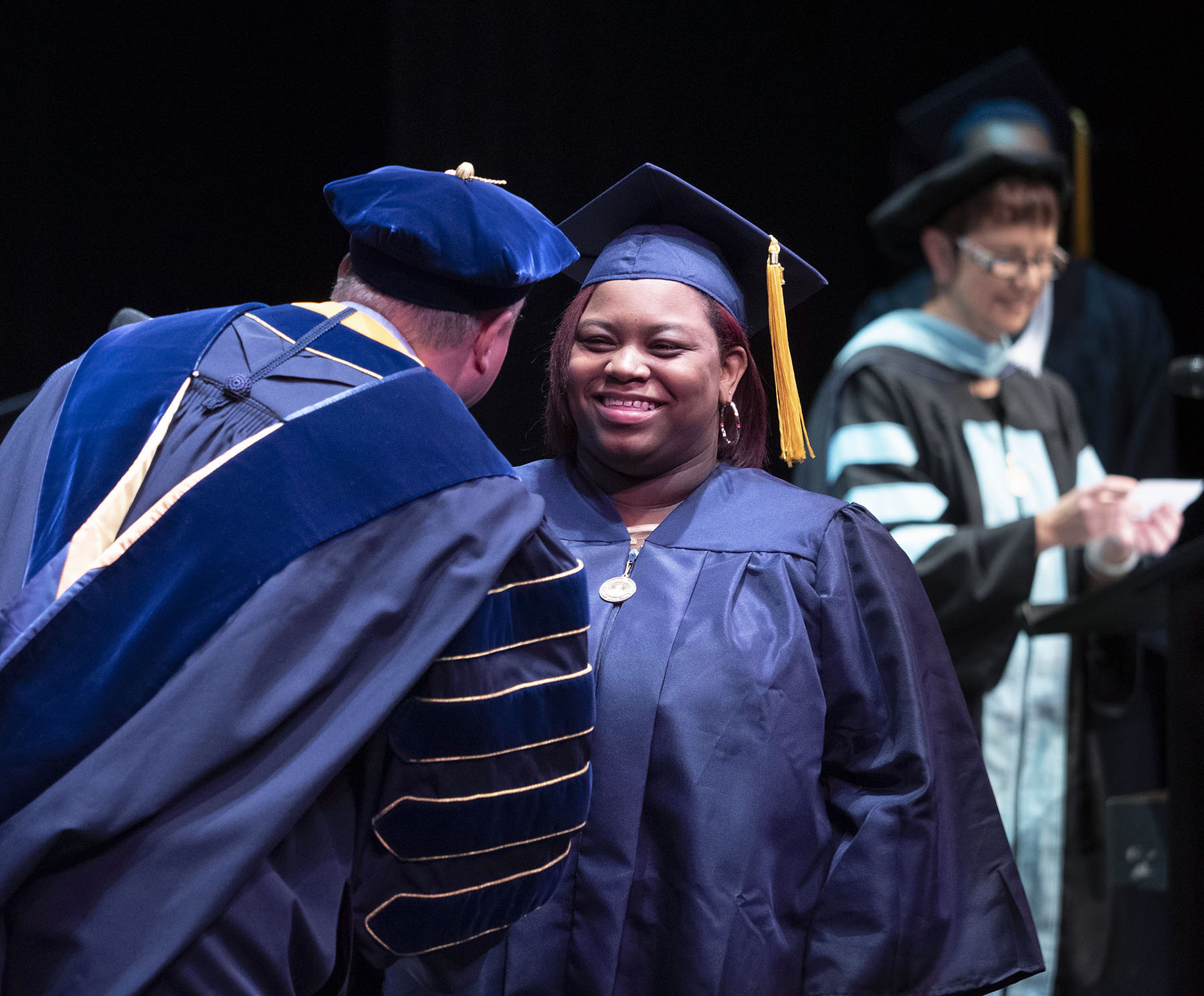 Vincennes University president encourages graduates to