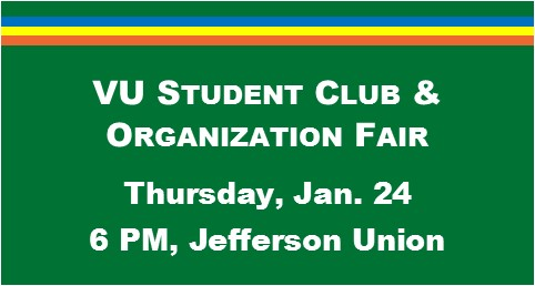 VU Student Club & Organization Fair