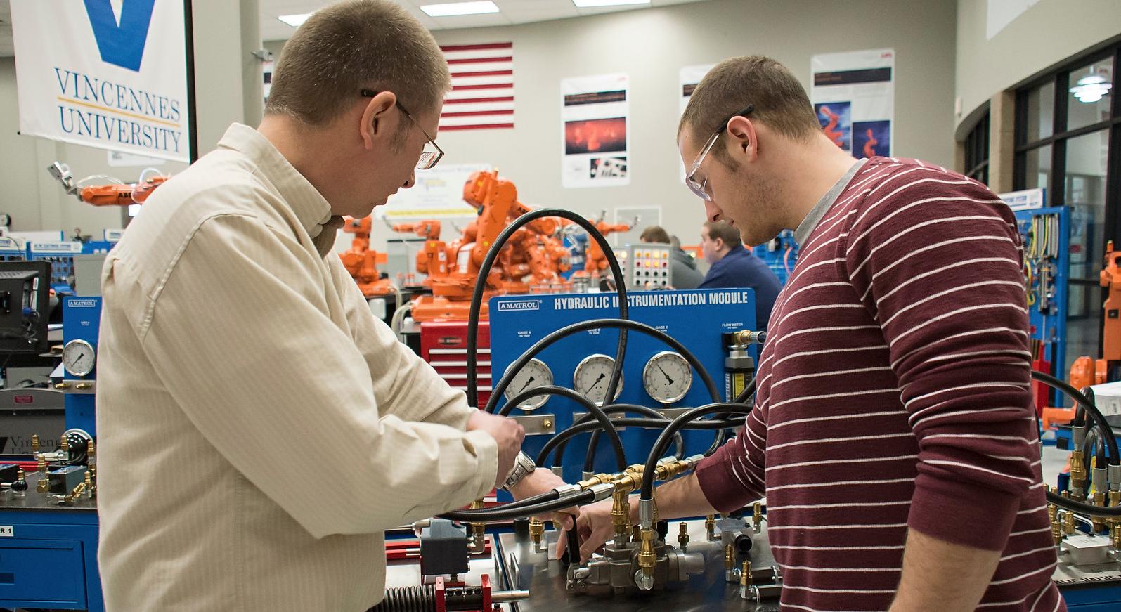 Engineering Science, VU/Purdue Transfer Partnership (Jasper)(AS)