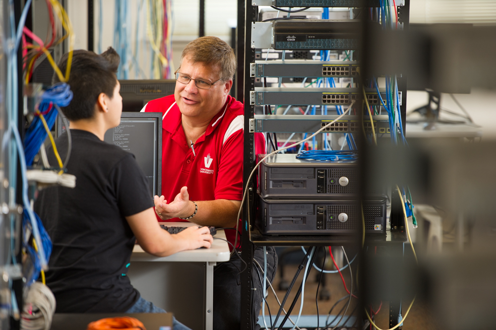 Computer Networking and Security Specialist, Electronics Technology (ASCT)