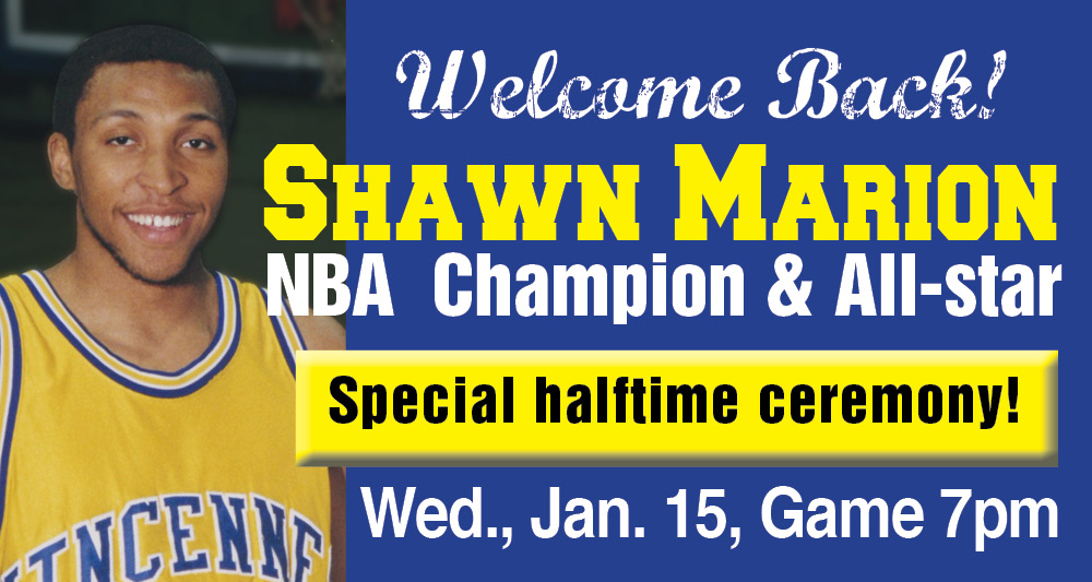 Shawn Marion Halftime Ceremony