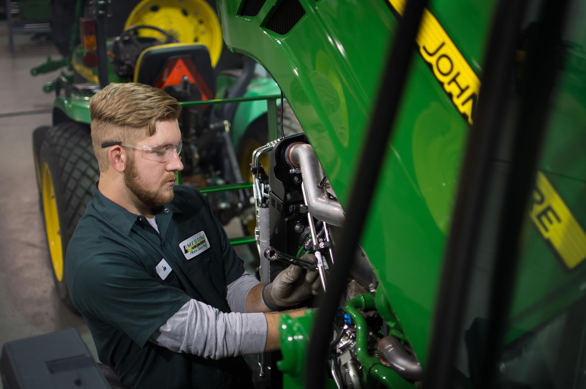 Precision Agriculture Technician Concentration (ASCT)