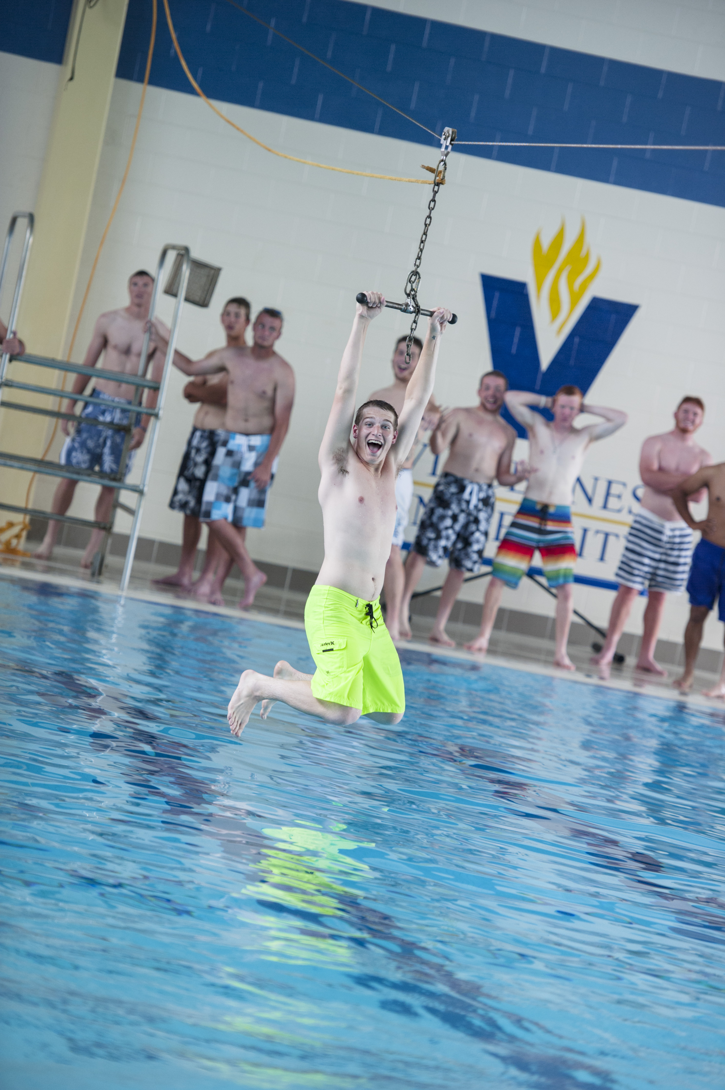 Aquatic Center - Vincennes University