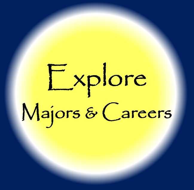 Explore Majors and Careers