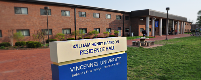 Harrison Hall - Vincennes University